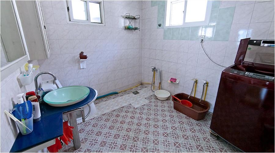 주인이 사용하고 있는 객실(원룸) 화장실